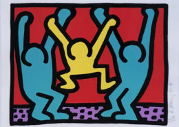 Keith Haring | Pop Shop I (B) | 1987