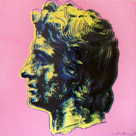 Andy Warhol | Alexander the Great 291 | 1982 | Image of Artists' work.