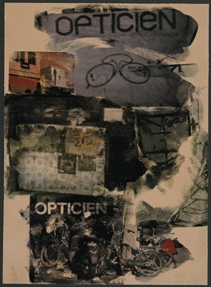 Robert Rauschenberg | Site | 2000 | Image of Artists' work.