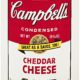 Andy Warhol | Campbell's Soup II Cheddar Cheese 63 | 1969