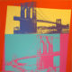 Andy Warhol | Brooklyn Bridge 290 | 1983 | Image of Artists' work.