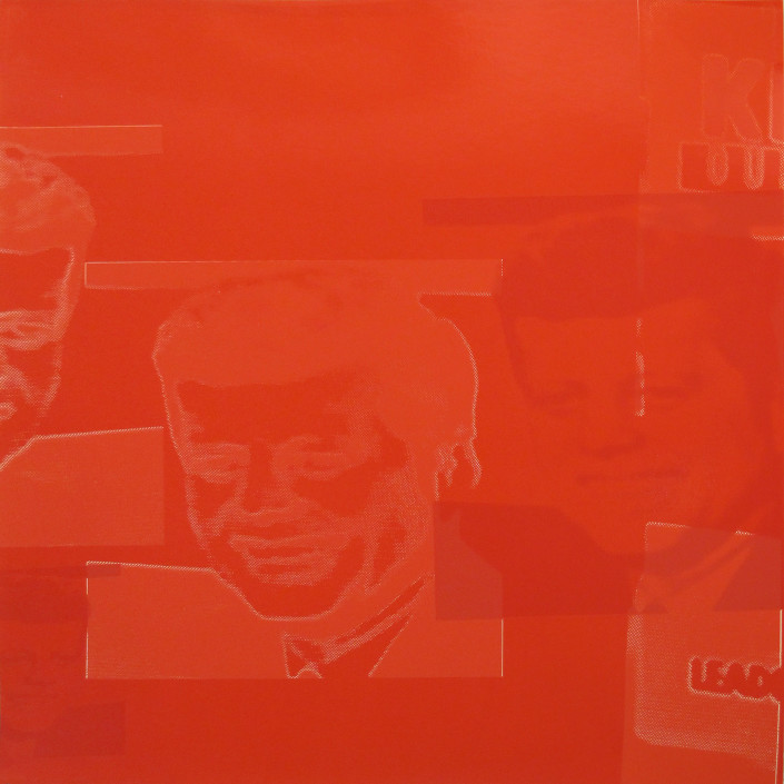 Andy Warhol | Flash – November 22, 1963 35 | 1968 | Image of Artists' work.