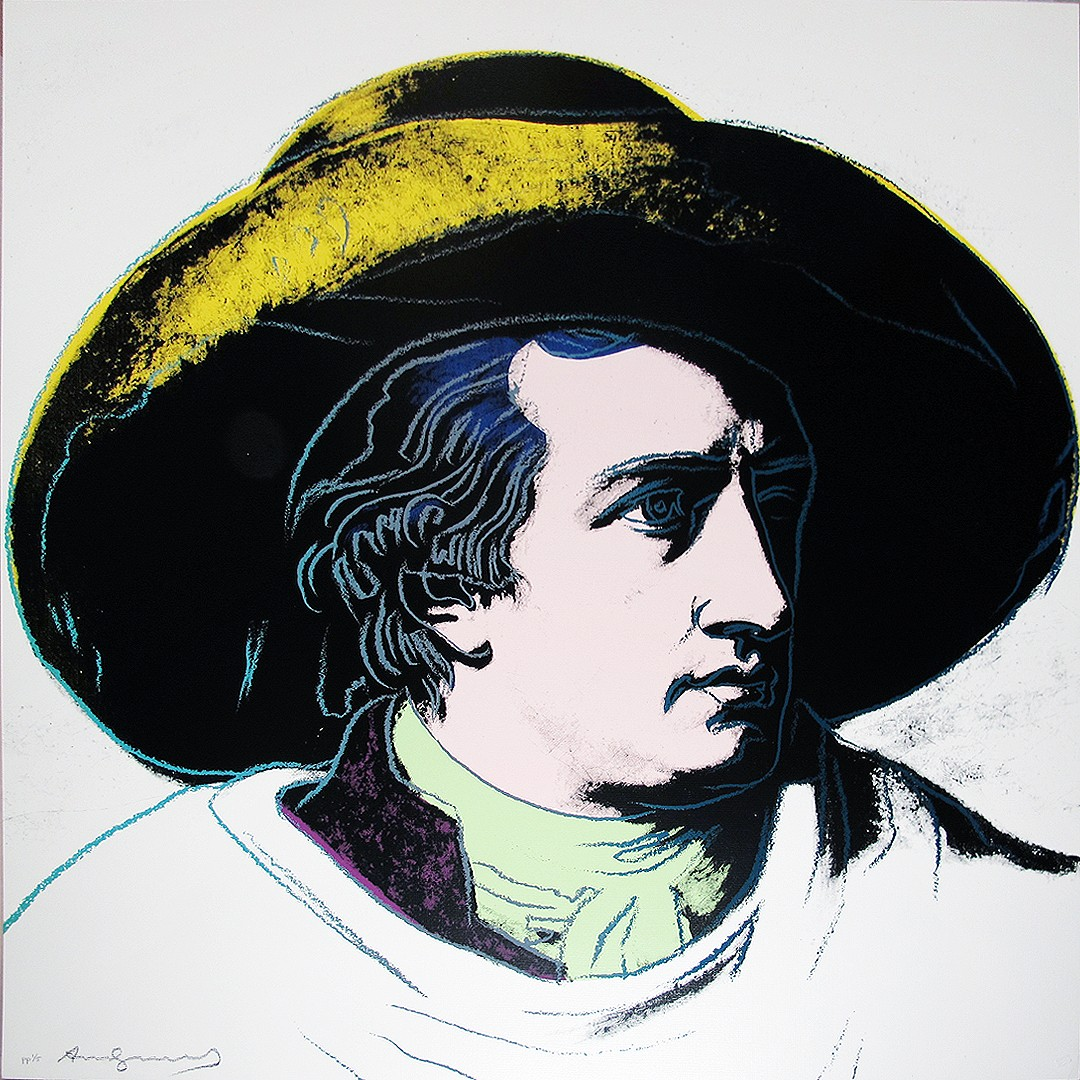 Andy Warhol | Goethe 272 | 1982 | Image of Artists' work.