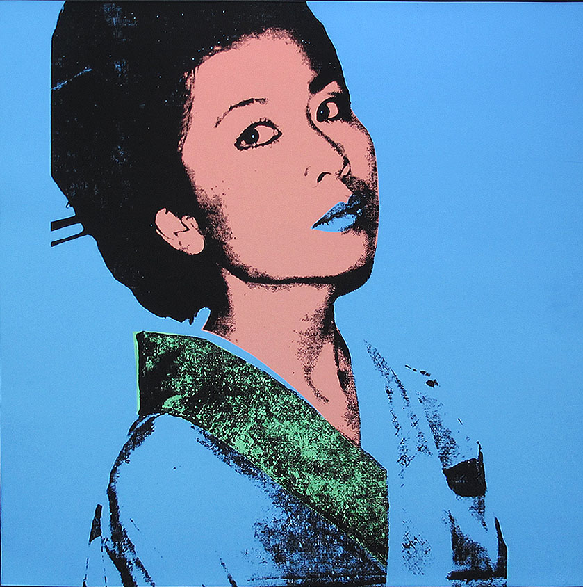 Andy Warhol | Kimiko 237 | 1981 | Image of Artists' work.