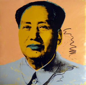 Andy Warhol | Mao 92 | 1972 | Image of Artists' work.