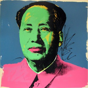 Andy Warhol | Mao 93 | 1972 | Image of Artists' work.