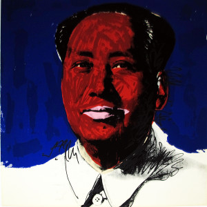 Andy Warhol | Mao 98 | 1972 | Image of Artists' work.