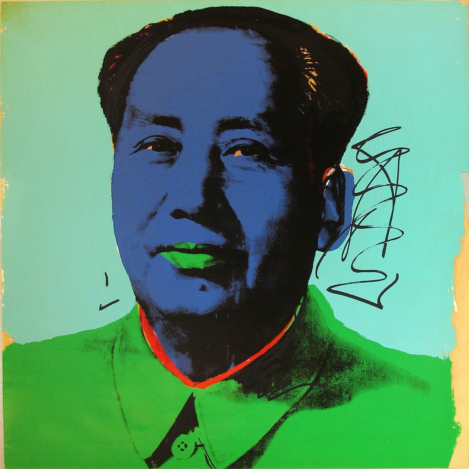 Andy Warhol | Mao 99 | 1972 | Image of Artists' work.