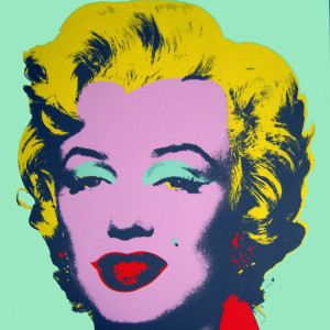 Andy Warhol | Marilyn Monroe 23 | 1967 | Image of Artists' work.