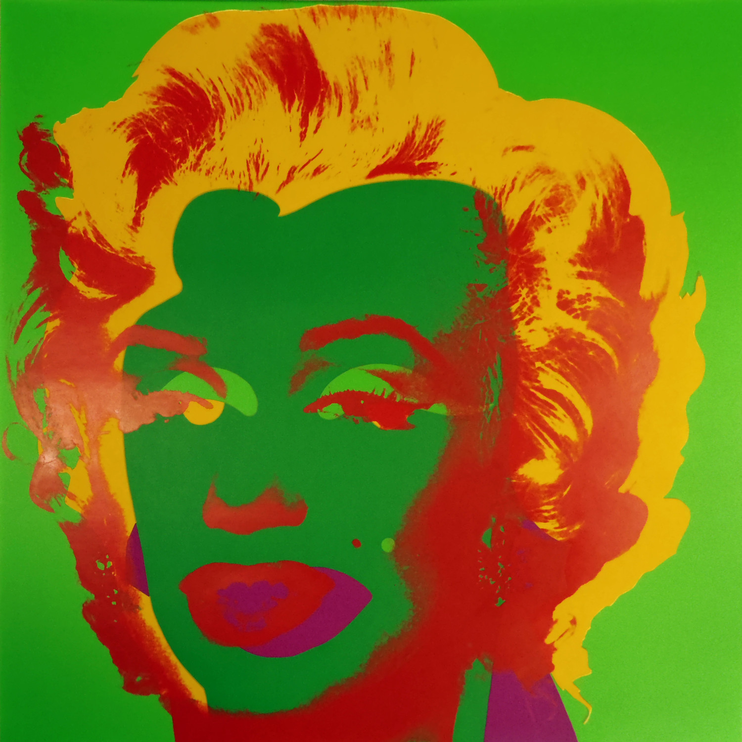 Andy Warhol | Marilyn Monroe 25 | 1967 | Image of Artists' work.