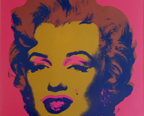 Andy Warhol | Marilyn Monroe 27 | 1967 | Image of Artists' work.