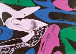 Andy Warhol | Shoes 254 | 1980 | Image of Artists' work.