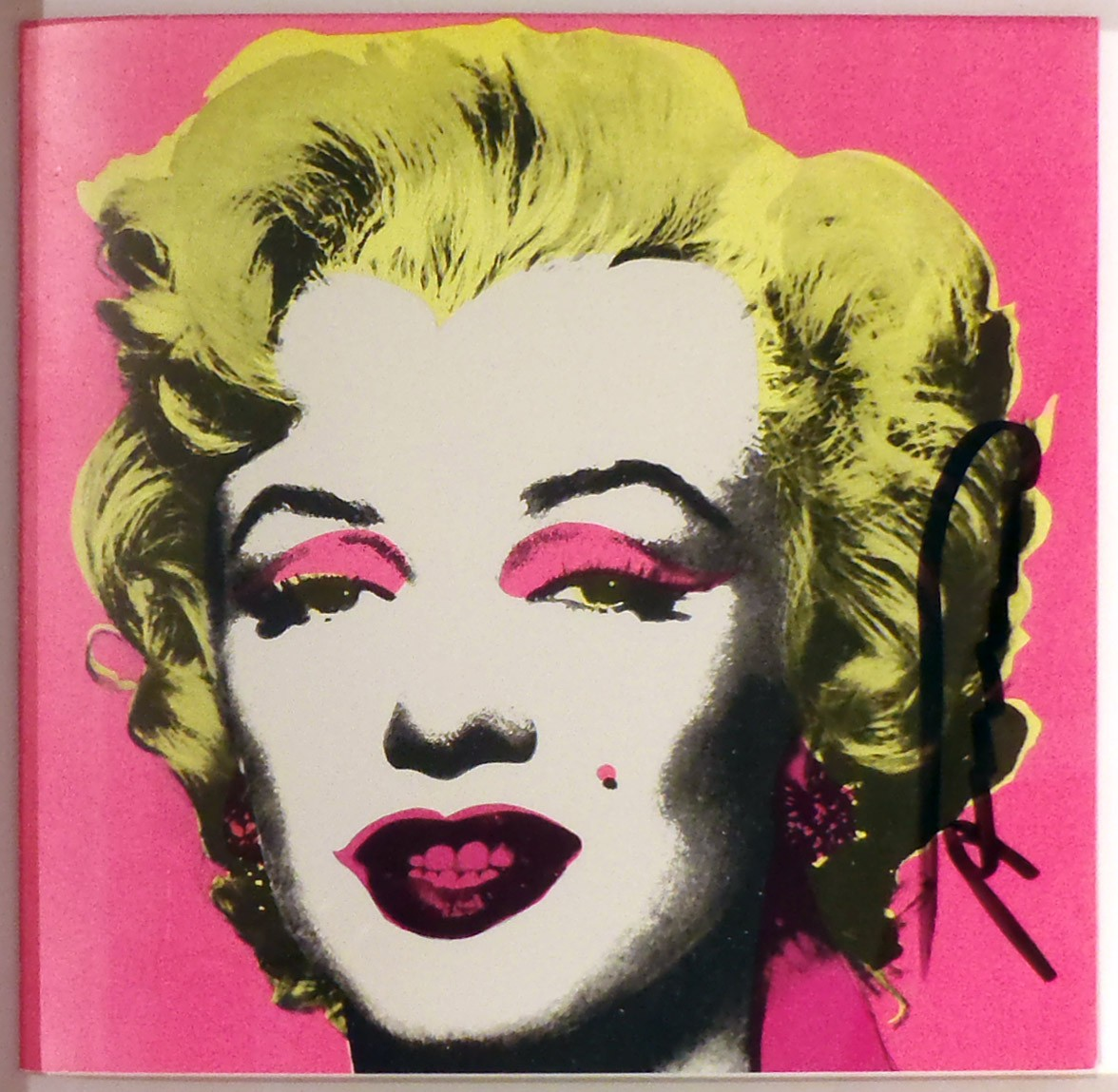 Andy Warhol | Marilyn Monroe | 1981 | Image of Artists' work.