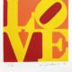 Robert Indiana | The Book of Love 10 | 1996