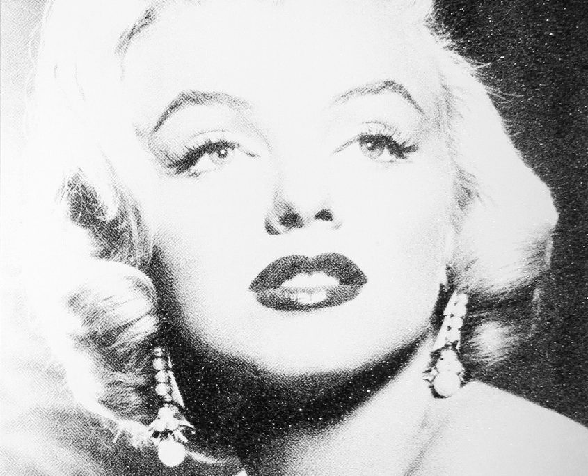 Russell Young | Marilyn Goddess | 2009 | Image of Artists' work.