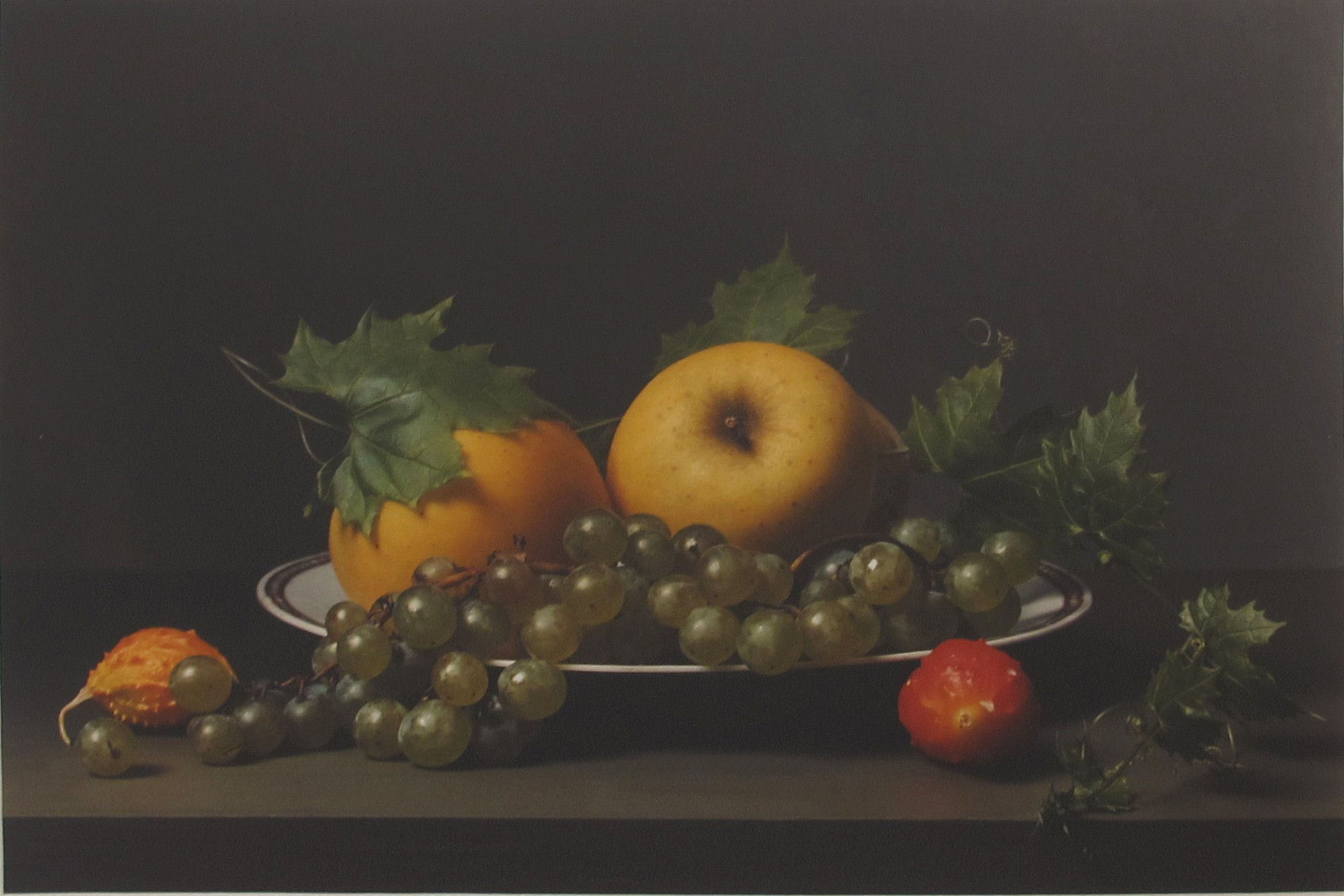 Sharon Core | Early American | Still Life with Balsam Apples | 2010 | Image of Artists' work.