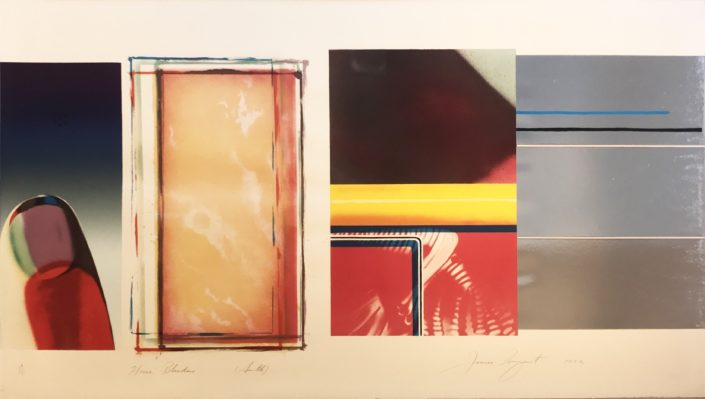James Rosenquist | Horse Blinders 1972