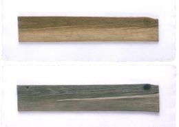 Ed Ruscha | New Wood, Old Wood | 2007