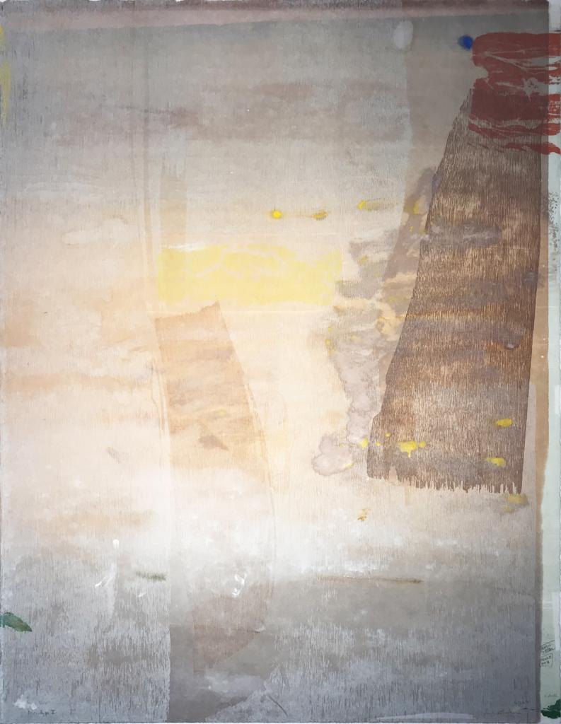 Helen Frankenthaler   Monoprint V   1981