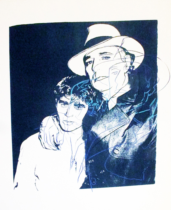 Andy Warhol   Some Men Need Help   ca. 1982